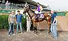Shimmy Tinjo winning at Delaware Park on 9/26/12