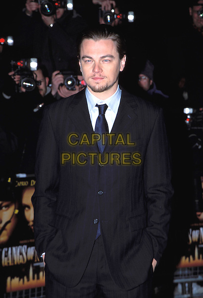 LEONARDO DI CAPRIO.half length, half-length, hands in pockets, goatee, facial hair.www.capitalpictures.com.sales@capitalpictures.com.© Capital Pictures.