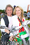 Easy Riders Angela and Den Joe Connor Castleisland on their Harley Davidson fun at the Irish Motor Bike rally in the Gleneagle Hotel Killarney on Saturday     Copyright Kerry's Eye 2008