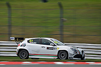 #61 Derek PALMER (GBR) DPE Motorsport Alfa Romeo Giulietta TCR  during TCR UK Championship as part of the BRSCC TCR UK Race Day Oulton Park  at Oulton Park, Little Budworth, Cheshire, United Kingdom. August 04 2018. World Copyright Peter Taylor/PSP. Copy of publication required for printed pictures.