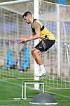 Getafe's Chema Rodriguez during training session. May 15,2020.(ALTERPHOTOS/Acero)