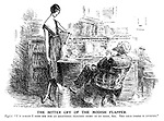 """The bitter cry of the modish flapper. Typist. """"I'm afraid I must ask for an additional electric stove in my room, sir. The cold there is intense."""""""