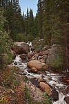 Waterfall near Webster, Colorado