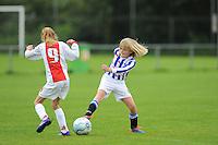 VOETBAL: HEERENVEEN: 15-09-2015, Jeugdsporten, VV Heerenveen - SC Emmeloord, ©foto Martin de Jong
