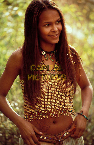 SAMANTHA MUMBA.in Time Machine .Ref: ND.Filmstill - Editorial Use Only.*RAW SCAN - photo will be adjusted for publication*.www.capitalpictures.com.sales@capitalpictures.com.Supplied by Capital Pictures ..