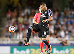 Real Madrid's Carlos Henrique Casemiro during La Liga match. August 21,2016. (ALTERPHOTOS/Acero)