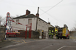 House Fire at Old Hill, Drogheda 3/2/11