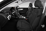 Front seat view of a 2019 Audi A4-Avant Design 5 Door Wagon front seat car photos