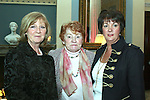 Bernie Sheehy with Theresa amd Bernie Gilsenan at the Fashion Show in Slane Castle in aid of Stackallen Tennis and Pitch and Putt Club and supporting Action Breast Cancer...Photo NEWSFILE/Jenny Matthews.(Photo credit should read Jenny Matthews/NEWSFILE)....This Picture has been sent you under the condtions enclosed by:.Newsfile Ltd..The Studio,.Millmount Abbey,.Drogheda,.Co Meath..Ireland..Tel: +353(0)41-9871240.Fax: +353(0)41-9871260.GSM: +353(0)86-2500958.email: pictures@newsfile.ie.www.newsfile.ie.FTP: 193.120.102.198.