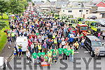 123 Tractors took part in this years Sean O'Shea Vintage Tractor Run from Cahersiveen in aid of Motor Neurons Disease.