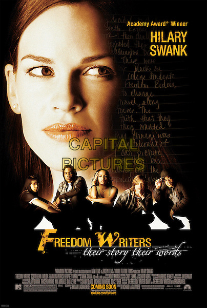POSTER.in Freedom Writers .**Editorial Use Only**.CAP/FB.Supplied by Capital Pictures
