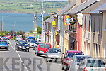 General view of Glin village, Co Limerick.