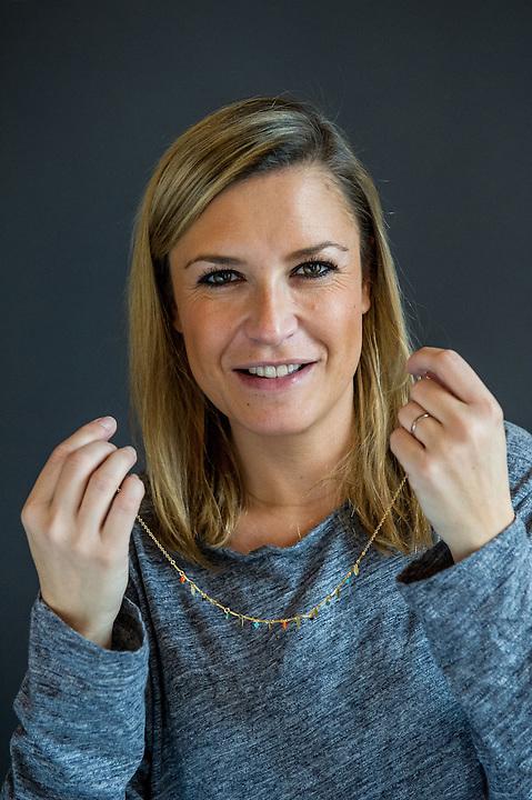EMILIE JOUVE, styliste bijoux fantaisie - <br /> Ateliers de la M&eacute;diterran&eacute;e - Zone franche urbaine ZFU - Marseille 2013