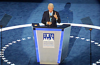 PHILADELPHIA, PA - JULY 26: Bill Clinton pictured at The 2016 Democratic National Convention day 2 at The Wells Fargo Center in Philadelphia, Pennsylvania on July 26, 2016. Credit: Star Shooter/MediaPunch
