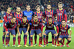 UEFA Champions League 2013/2014.<br /> FC Barcelona vs Celtic FC: 6-1 - Game: 6.