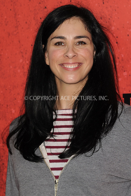 WWW.ACEPIXS.COM<br /> September 10, 2013 New York City<br /> <br /> Sarah Silverman attending the World Premiere of &quot;The Family&quot; in New York City on September 10, 2013. <br /> By Line: Kristin Callahan/ACE Pictures<br /> <br /> ACE Pictures, Inc.<br /> tel: 646 769 0430<br /> Email: info@acepixs.com<br /> www.acepixs.com<br /> Copyright:<br /> Kristin Callahan/ACE Pictures