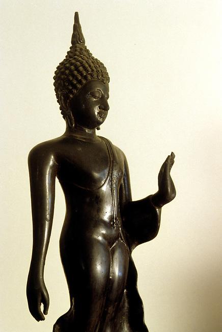 Standing Buddha Sukhothai style