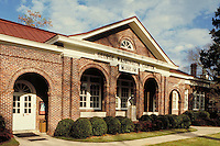 George Washington Carver Museum. Tuskegee Alabama United States George Washington Carver Museum.