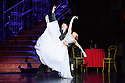 London, UK. 15.12.2017. Matthew Bourne's CINDERELLA returns to Sadler's Wells and runs until January 27th 2018. Picture shows: Andrew Monaghan (Harry, the Pilot), Ashley Shaw (Cinderella). Photograph © Jane Hobson.