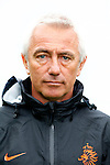 Nederland, Hoenderloo, 31 mei 2012.Persdag Nederlands Elftal.Bert van Marwijk, trainer-coach van Nederland