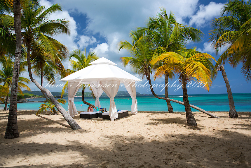 Cabana on the beach<br />