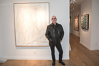 Bernie Taupin Debuts ANTIPHONA Exhibit at Waterhouse & Dodd in New York