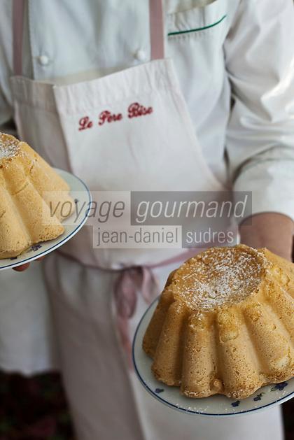 Europe/France/Rhône-Alpes/74/Haute-Savoie/Talloires:les Biscuits de Savoie de l' Auberge du Père Bise [Non destiné à un usage publicitaire - Not intended for an advertising use]