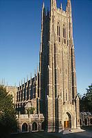 Duke Univ, Durham, NC