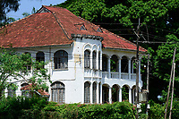 TANZANIA Tanga, former german colony East Africa, colonial german building