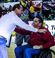 Rayos   vs Tijuana Zonkeys, durante las  acciones de la CIBACOPA2017. 1 Abril 2017. (Foto: NortePhoto.com)