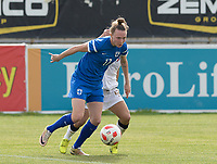 20180305 - LARNACA , CYPRUS : Finnish Sanni Franssi pictured during a women's soccer game between Finland and Italy , on monday 5 March 2018 at the AEK Arena in Larnaca , Cyprus . This is the third game in group A for Finland and Italy during the Cyprus Womens Cup , a prestigious women soccer tournament as a preparation on the World Cup 2019 qualification duels. PHOTO SPORTPIX.BE | DAVID CATRY