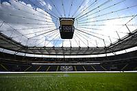 Stadioninnenraum - 26.05.2020 Fussball 1.Bundesliga Spieltag 28, Eintracht Frankfurt  - SC Freiburg emspor, <br /> <br /> Foto: Jan Huebner/Pool/ Via Marc Schueler/Sportpics.de<br /> (DFL/DFB REGULATIONS PROHIBIT ANY USE OF PHOTOGRAPHS as IMAGE SEQUENCES and/or QUASI-VIDEO), Editorial use only. National and International News Agencies OUT