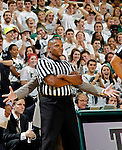MICHIGAN STATE 65 FLORIDA STATE 49, NOV 30, 2011, BRESLIN CENTER, EAST LANSING, MICHIGAN. .TONY DING FOR SCHWARTZMAN SPORTS ALL RIGHTS RESERVED