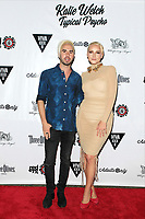 LOS ANGELES - JUN 20: Katie Welch, guests at the premiere of Katie Welch's visual album 'Typical Psycho' at Adults Only on June 20, 2017 in Los Angeles, CA