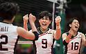 Haruyo Shimamura (JPN), AUGUST 12, 2016 - Volleyball : Women's Preliminary Pool A between Russia 3-0 Japan 3-0 at Maracanazinho during the Rio 2016 Olympic Games in Rio de Janeiro, Brazil. (Photo by Enrico Calderoni/AFLO SPORT)