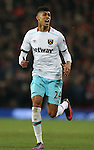 Ashley Fletcher of West Ham United during the English League Cup Quarter Final match at Old Trafford  Stadium, Manchester. Picture date: November 30th, 2016. Pic Simon Bellis/Sportimage