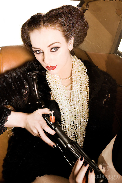 ESCAPE.Photography: Angela Halpin / Jang Productions.Producer/Director: Jason Foran.Model:Laura Graham 1st Option Models.Hair Designer Leo Ribeiro .Make Up :Nadia Macari.