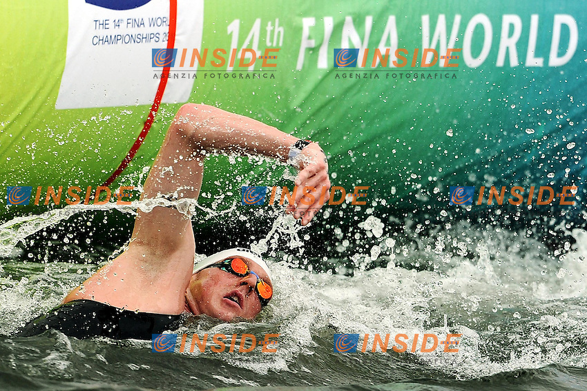 Thomas LURZ Germany Silver Medal.Men's 10 Km Open Water Swimming.Shanghai 20/7/2011 .14th FINA World Championships.Foto Andrea Staccioli Insidefoto