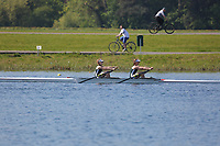 Race: 22  Event: WJ15 2x  Time Trial<br /> <br /> Junior Sculling Regatta 2018<br /> <br /> To purchase this photo, or to see pricing information for Prints and Downloads, click the blue 'Add to Cart' button at the top-right of the page.