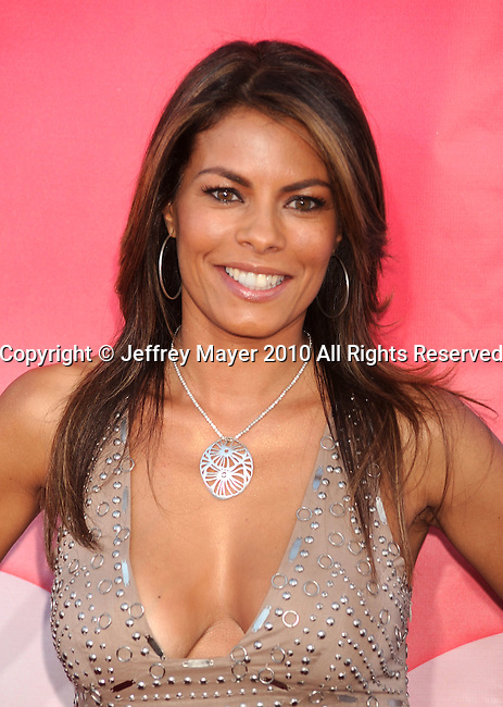 BEVERLY HILLS, CA. - July 30: Lisa Vidal  arrives at NBC Universal's Press Tour All Star Party at The Beverly Hilton Hotel on July 30, 2010 in Beverly Hills, California.