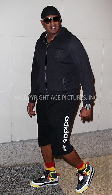WWW.ACEPIXS.COM<br /> <br /> June 26 2013, New York City<br /> <br /> Rapper Master P spotted in Times Square on June 26 2013 in New York City<br /> <br /> By Line: Zelig Shaul/ACE Pictures<br /> <br /> <br /> ACE Pictures, Inc.<br /> tel: 646 769 0430<br /> Email: info@acepixs.com<br /> www.acepixs.com