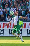 Stockholm 2013-06-23 Fotboll Superettan , Hammarby IF - &Auml;ngelholms FF :  <br /> Hammarby 10 Kennedy Bakircioglu i aktion <br /> (Foto: Kenta J&ouml;nsson) Nyckelord:  portr&auml;tt portrait