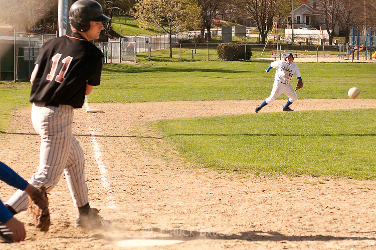 Conant Orioles v. Hinsdale Pacers