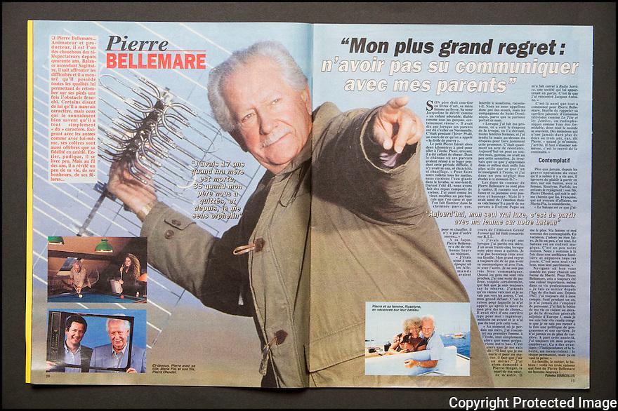 Presse<br /> Ici Paris