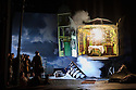 London, UK. 04.11.2016. AN INSPECTOR CALLS, by J B Priestley, opens at the Playhouse Theatre.  It is the 70th anniversary of the first UK staging of the play and the 25th anniversary of its first appearance at The National Theatre, directed by Stephen Daldry. Lighting design is again by Rick Fisher with set and costume design by Ian MacNeil. Picture shows: The Company. Photograph © Jane Hobson.