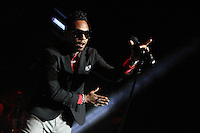 NEW YORK, NY - DECEMBER 5....Miguel performs for the Chapter 5 Tour at The Theater at Madison Square Garden December 5, 2012 in New York City. ......© Walik Goshorn / Retna Ltd. / Mediapunchinc