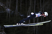 12th January 2018, Val di Fiemme, Fiemme Valley, Italy; FIS Nordic Combined World Cup, Mens Gundersen; Espen Andersen (NOR)