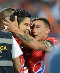 Independiente Medellín venció 2-1 como local a Atlético Huila. Fecha 6 Liga Águila II-2016.