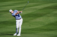 Adam Long (USA) In action during the final round of the Waste Management Phoenix Open, TPC Scottsdale, Phoenix, Arizona, USA. 01/02/2020<br /> Picture: Golffile | Phil INGLIS<br /> <br /> <br /> All photo usage must carry mandatory copyright credit (© Golffile | Phil Inglis)
