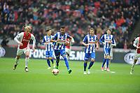VOETBAL: AMSTERDAM: 16-04-2017, AJAX - SC Heerenveen, uitslag 5 - 1, ©foto Martin de Jong